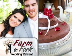 Small Wedding Package for 30 people, Organic Farm to Fork Wedding Retreat - Specialize in Small Weddings -, Mondovi