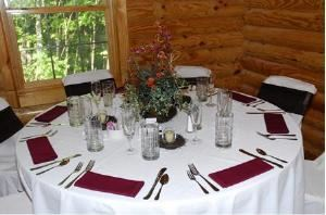 Brides Dream Package, Hocking Hills Wedding Chapel, Sugar Grove