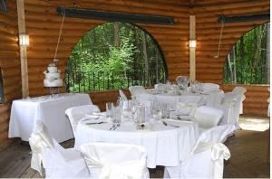 An Elegant Evening, Hocking Hills Wedding Chapel, Sugar Grove