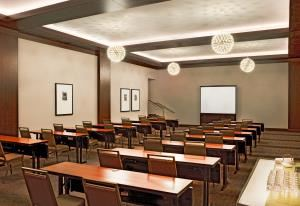 Winslow Homer Ballroom, Westin Portland Harborview, Portland — This is an elegantly appointed room, perfect for meetings of up to (70) guests, or more intimate weddings of up to (70) guests.