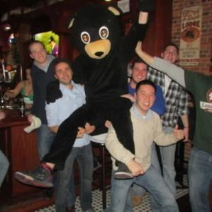 Cocktail Reception Starting From $15.00, Black Bear Saloon, Hartford