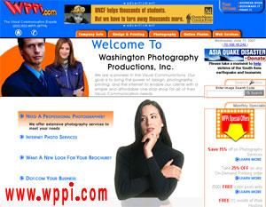 Washington Photography Productions Incorporated, Washington