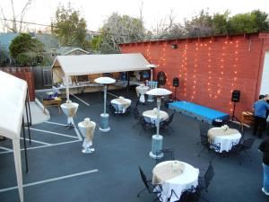 Standard Event Venue Rental + West End, Eventi Ltd., Sacramento