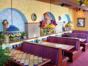 Dining Room, Margaritas Mexican Restaurant, Waltham
