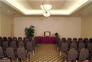 Lenexa Room, Crowne Plaza Kansas City - Overland Park, Lenexa — Our Lenexa room is perfect for your meeting, depending on the set-up you choose it can seat up to 50 guests.