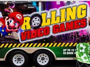 ROLLING VIDEO GAMES OF MIS