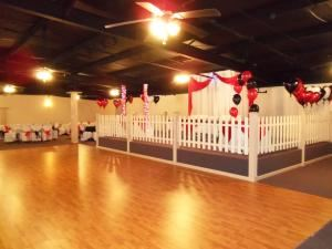 Large Room Rental $75/hr, Full Plate Catering And Event Hall, Shelby