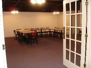 Outdoor Patio, Full Plate Catering And Event Hall, Shelby