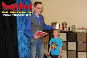 Comedy Magic & Juggling Show, Tricky Chaz, Parkersburg