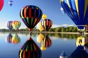 Enjoy a BreathTaking Ride on a Hot Air Balloon in Iowa