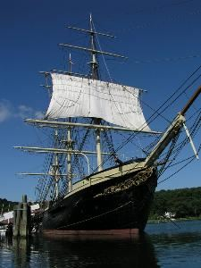 Tall Ships at Mystic SeaPort