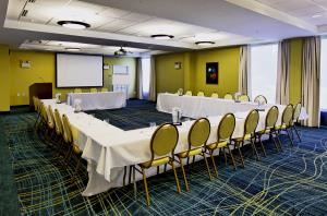 Magnolia Room Rental Package, SpringHill Suites by Marriott, Lake Charles, Lake Charles