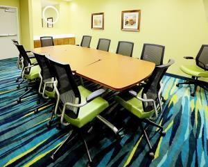 Bayou Board Room Rental Package, SpringHill Suites by Marriott, Lake Charles, Lake Charles