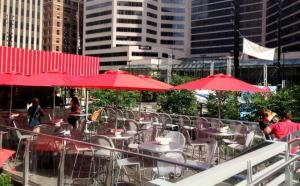 Outdoor Covered Terrace, Via Vite, Cincinnati