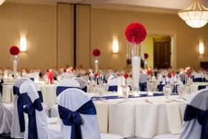 Gold Wedding Package, UMass Lowell Inn & Conference Center, Lowell