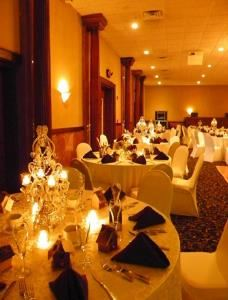 "Friday Wedding Packages start at $46.95 per person including the venue, The Ballroom at Westside, West Chester — ""Friday Elegance"" Wedding Package - Christina's Catering at TheBallroomAtWestside.com  Pricing starting at $46.95 pp. based on 125 guests up to 200 guests. Special pricing for 80-100 guests and special discounts for special dates or 150-220 guests.  Contact us today for special packages at www.TheBallroomAtWestside.com or www.ChristinasCatering.com  Also, ask about our new addition to our menus - Elegant Vintage China Rental Options for your special event  (matched and mismatched china rentals options) and special wedding decor."