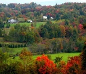 Bucolic Rural Setting in Vermont