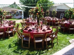 Lucchese Legends Catering, Sun Valley