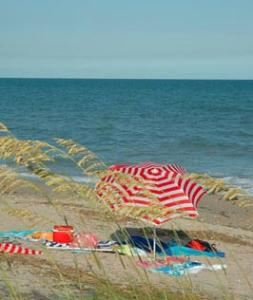A Day At One of Delaware's Beautiful Beaches