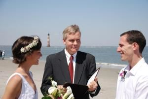 Wedding Ceremony Pricing, Coastal Hospitality Wedding Officiant, Charleston