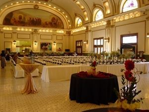 Grand Hall at The Gateway