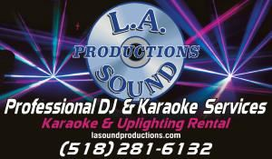 L A Sound Productions, Rensselaer — L.A. Sound Productions Background