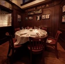 Butcher Room, Smith & Wollensky - Chicago, Chicago