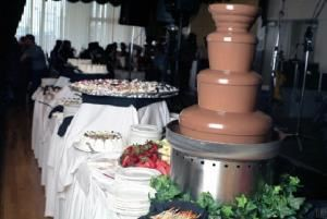 Sterling Silver Customized Dinner Buffet, Sawmill Banquet & Catering Centre, Edmonton