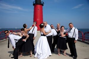 Sweethearts Wedding Package, Sheryl Thomas, Chicago