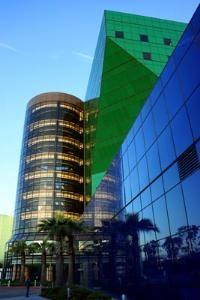 Modern L.A Buildings