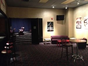 Variety Club Preview Room