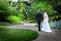 Wedding Rental starting at $455 for 2 hours., Luthy Botanical Garden, Peoria