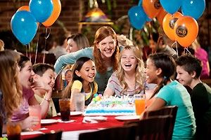 Kid's Birthday Party Package -
