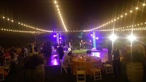 Medium band lighting package, DPH Sound and Lighting, Antioch