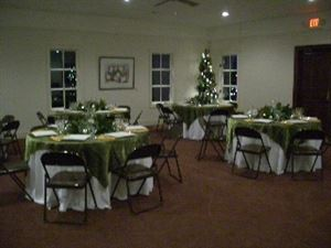 Coronation Room, Crown Winery LLC, Humboldt — Coronation Room for Christmas Party,