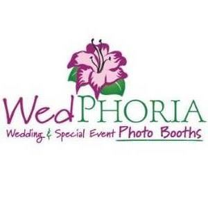 WedPhoria Photo Booths - Alexandria, Alexandria — We setup and operate everything! We offer affordable packages to help meet nearly anyone's budget. All rights to the Photos become yours after the event and we can print your photos on the spot or afterwards. We also can design just about anything you would like... business cards to scrap books and albums.