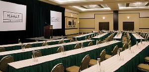 Concorde Ballroom, Hyatt Dulles, Herndon — Our Flexible Concorde Ballroom can accommodate large groups up to 400 people