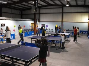 Smash Table Tennis Club