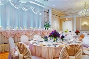 Ballroom South Center, Abbington Distinctive Banquets, Glen Ellyn — South Center Ballroom