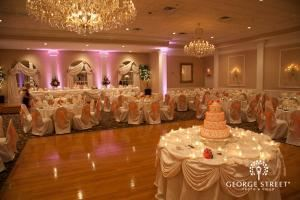 Ballroom South, Abbington Distinctive Banquets, Glen Ellyn — Abbington South Ballroom