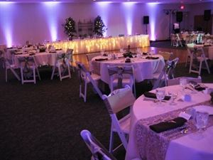 Grand Ballroom, The Executive Event Center, Canton