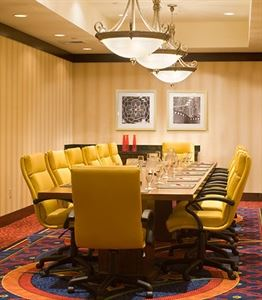 Executive Board Room, Saddle Brook Marriott, Saddle Brook
