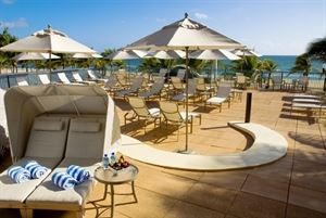 Seabreeze Pool Deck, Courtyard Marriott Fort Lauderdale Beach, Fort Lauderdale