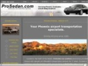 ProSedan Car and Limo, Scottsdale