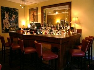 Main Dining Room And Bar, Morris House Hotel, Philadelphia