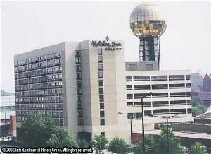 Holiday Inn Select Knoxville-Downtown @ Convention Center, Knoxville