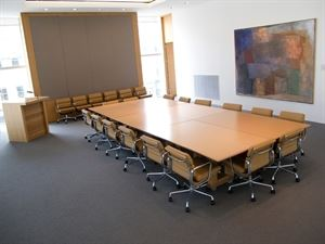 Board Room, Grand Rapids Art Museum, Grand Rapids — Board Room