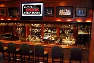 "Ruth's Chris Steak House - Pikesville, Pikesville — Welcome to Ruth's Chris Steak House. Look around. Have a seat. If this is your first visit, prepare to taste the greatest steak you've ever eaten. As founder Ruth Fertel used to say, ""If you've ever had a filet this good, welcome back."" We take steak seriously, but we're also serious about making sure you have a good time. So you won't find the stodgy, uptight attitude you might find at other steak houses. Feel free to laugh out loud. Stay a while. Experience the sizzle. Above all, enjoy yourself."