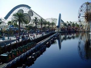 Disney's Paradise Pier in Anaheim