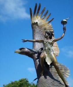 Oakland Statue